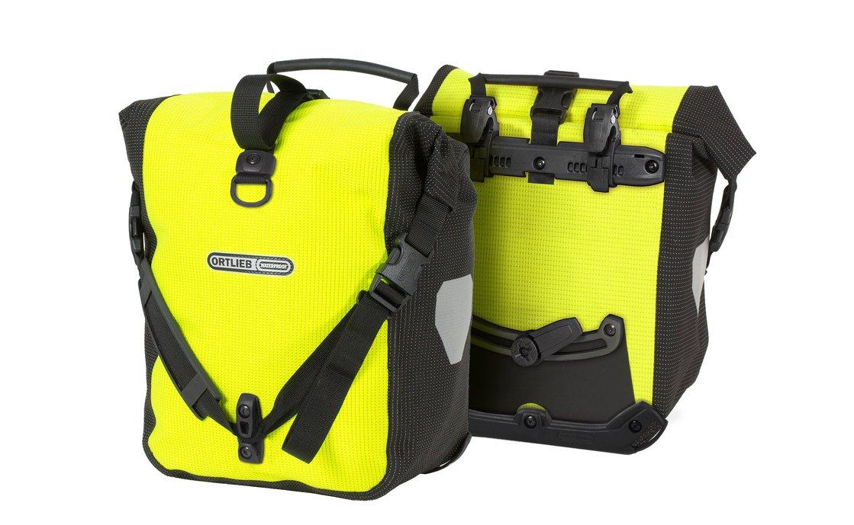 Ortlieb Sport-Roller High Visibility QL2.1 - Paar - 2021