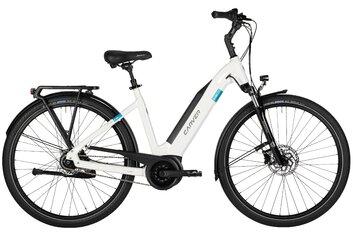 Gepäckträger-Akku - E-Bike-Pedelec - Carver Cityzen E410 FL - 400 Wh - 2021 - 28 Zoll - Tiefeinsteiger