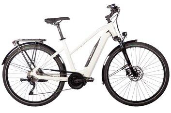 Carver - E-Bike Trekking - Carver Route E.430 - 500 Wh - 2021 - 28 Zoll - Damen Sport