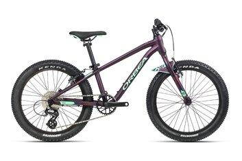 Orbea - Kindermountainbikes - Orbea MX 20 TEAM - 2021 - 20 Zoll - Diamant