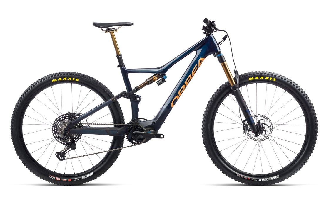 Orbea Rise M-Team - 360 Wh - 2021 - 29 Zoll - Fully