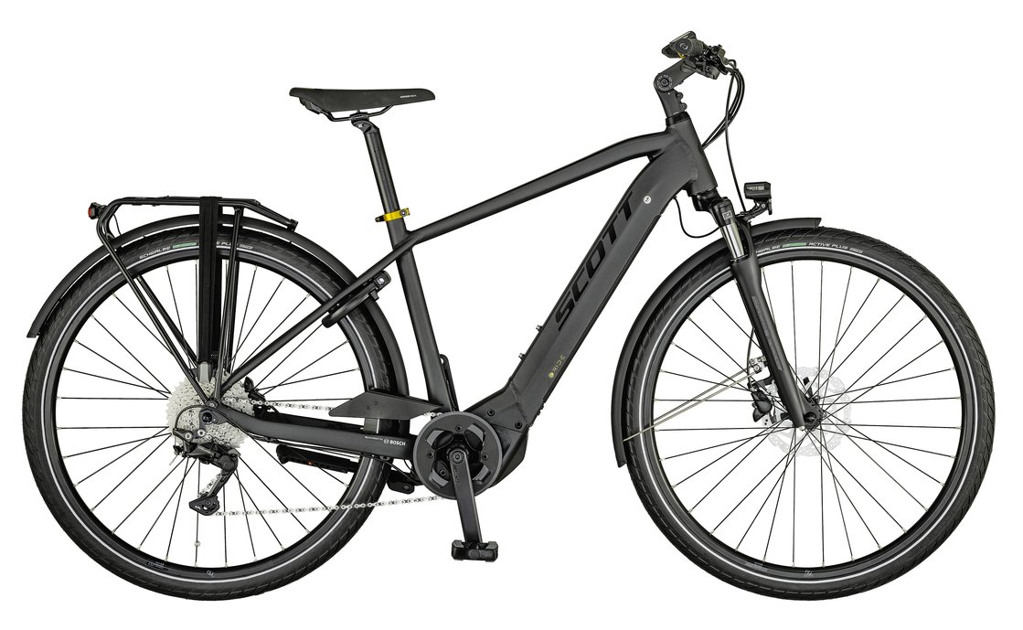 Scott Sub Sport eRIDE 20 Men - 625 Wh - 2021 - 28 Zoll - Diamant