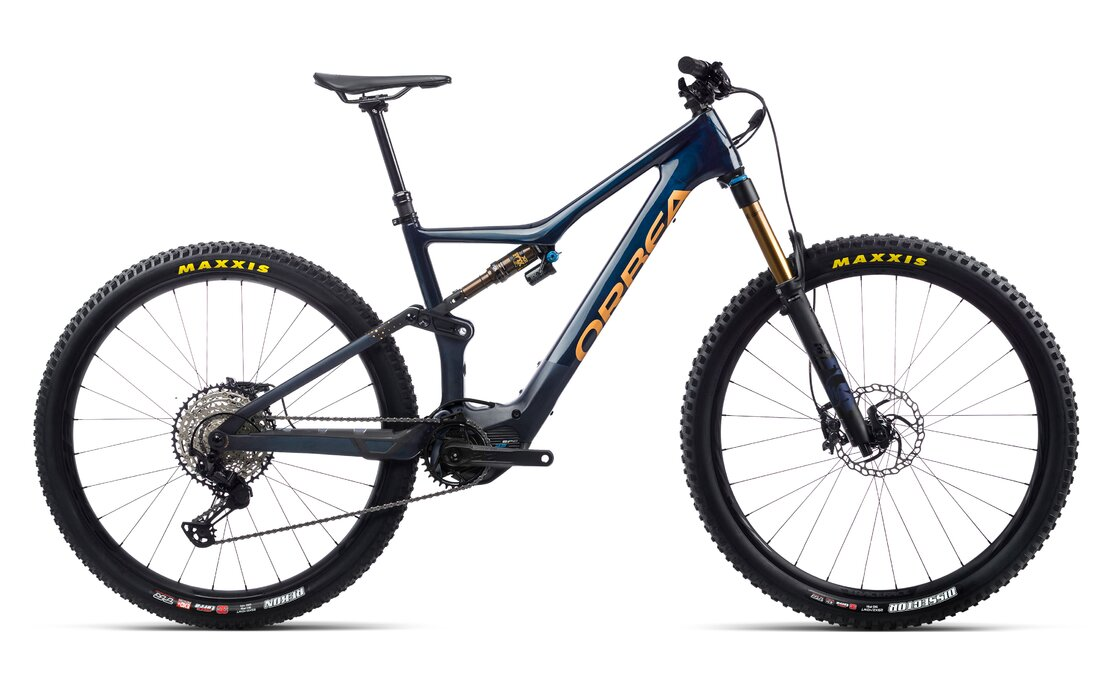 Orbea Rise M10 - 360 Wh - 2021 - 29 Zoll - Fully