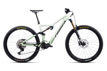 Orbea - E-Bike MTB - Orbea Rise M10 - 360 Wh - 2021 - 29 Zoll - Fully