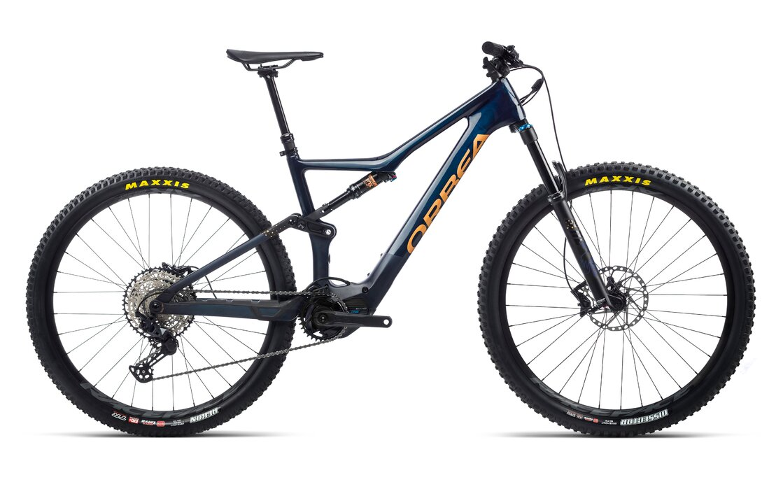 Orbea Rise M20 - 360 Wh - 2021 - 29 Zoll - Fully