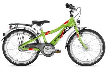 Jungen - 20 Zoll - Kinderräder mit StVZO Ausstattung - Puky Crusader 20-3 Alu - 2021 - 20 Zoll - Diamant