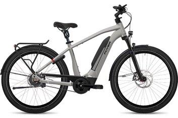 Panasonic - E-Bike-Pedelec - Flyer Upstreet3 7.23 - D0 - Enviolo - 750 Wh - 2021 - 27,5 Zoll - Diamant