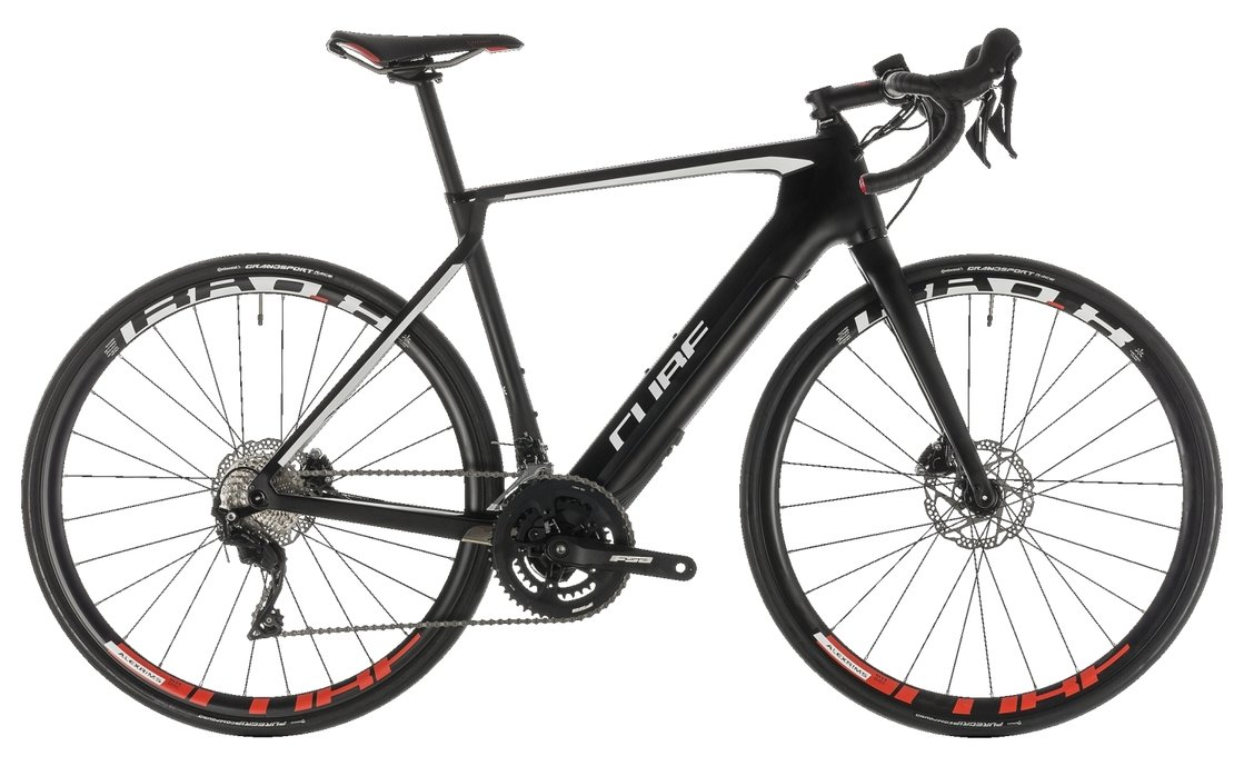 Cube Agree Hybrid C:62 Race Disc - 250 Wh - 2019 - 28 Zoll - Diamant