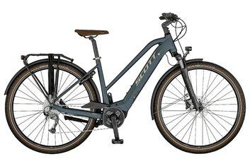 E-Bike-Pedelec - Scott Sub Active eRIDE Lady - 400 Wh - 2021 - 28 Zoll - Damen Sport