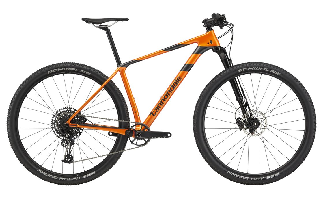 Cannondale F-Si Carbon 4 - 2020 - 29 Zoll - Diamant