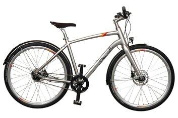 2017 - Crossbikes-Fitnessbikes - Dancelli Stadtrad R.8 - 2017 - 28 Zoll - Diamant