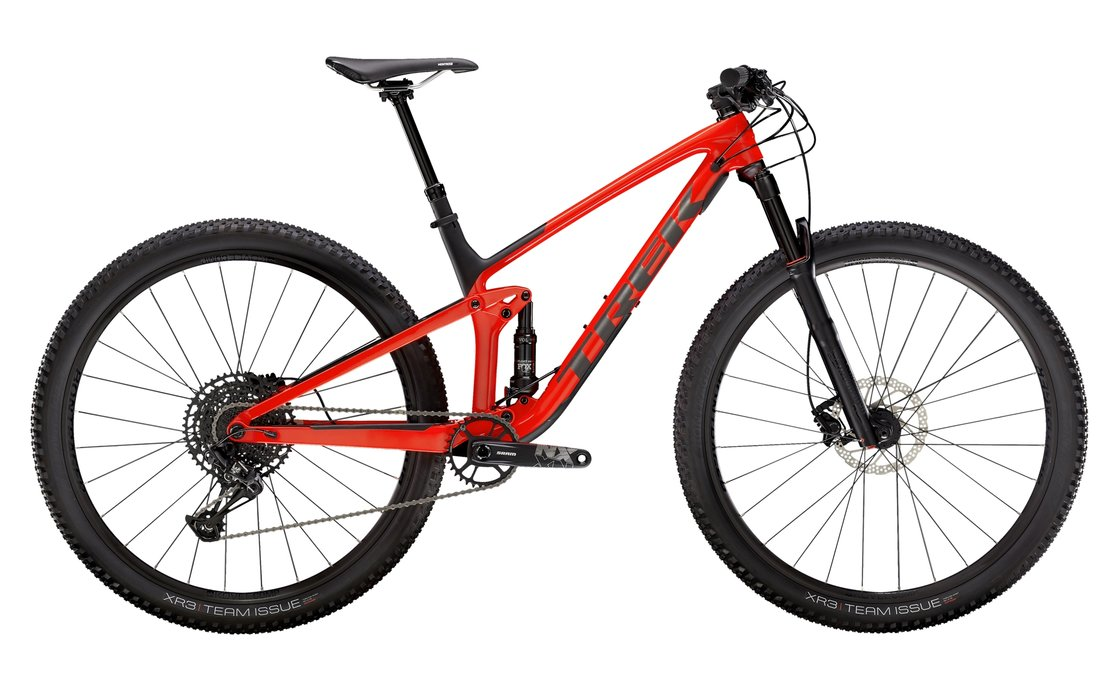 Trek Top Fuel 9.7 - 2021 - 29 Zoll - Fully