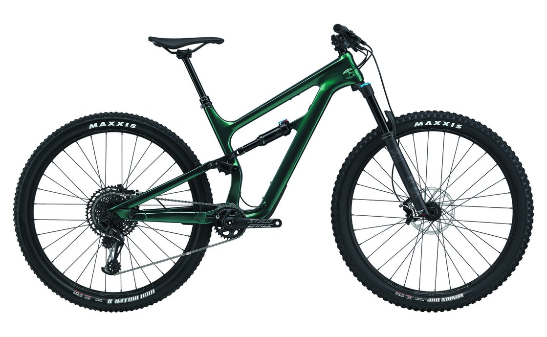Cannondale Habit Carbon 3 - 2020 - 29 Zoll - Fully