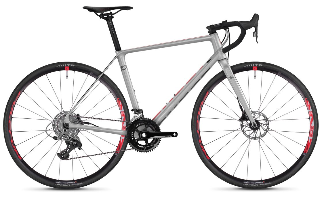 Ghost Road Rage 4.8 LC - 2019 - 28 Zoll - Diamant