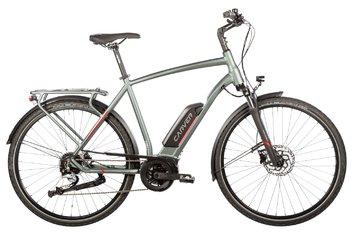 Herren - E-Bike Trekking - Carver Tour-E LTD - 400 Wh - 2021 - 28 Zoll - Diamant