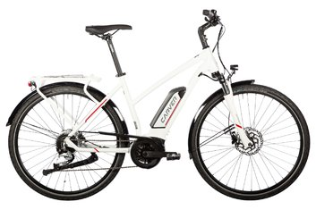 Damen - E-Bike Trekking - Carver Tour-E LTD - 400 Wh - 2021 - 28 Zoll - Damen Sport