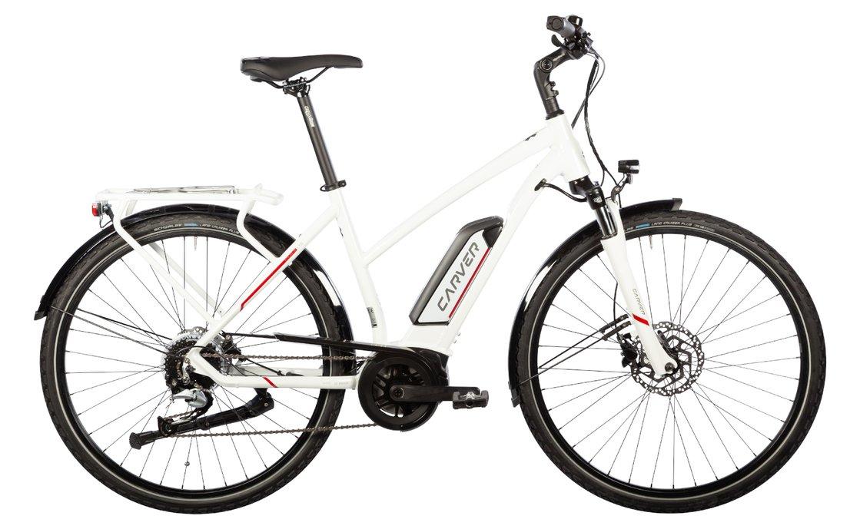 Carver Tour-E LTD - 400 Wh - 2020 - 28 Zoll - Damen Sport
