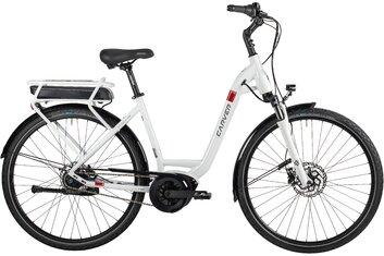 E-Bike-Pedelec - Carver E-Cityzen LTD RT - 400 Wh - 2021 - 28 Zoll - Tiefeinsteiger