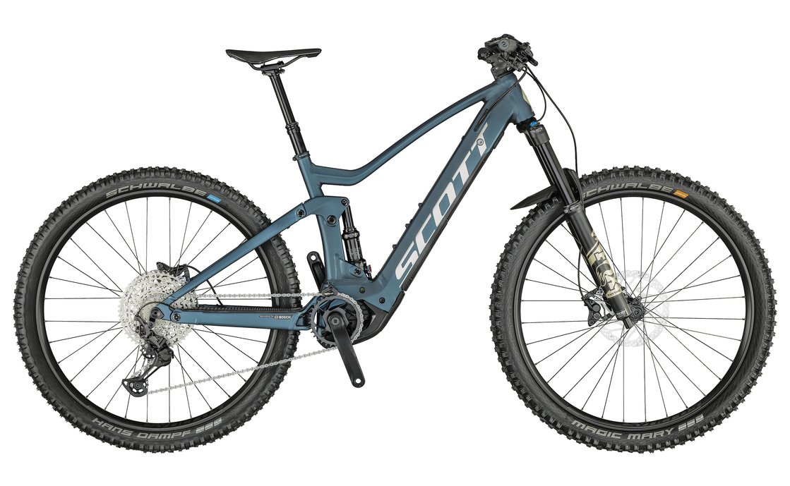 Scott Genius eRIDE 920 Bike - 625 Wh - 2021 - 29 Zoll - Fully
