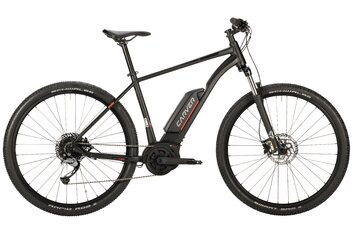 E-Bike-Pedelec - Carver E-Strict LTD - 400 Wh - 2021 - 29 Zoll - Diamant