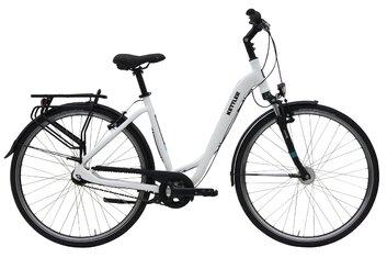 Damen - Citybike - Kettler Traveller 1 7G - 2021 - 28 Zoll - Tiefeinsteiger