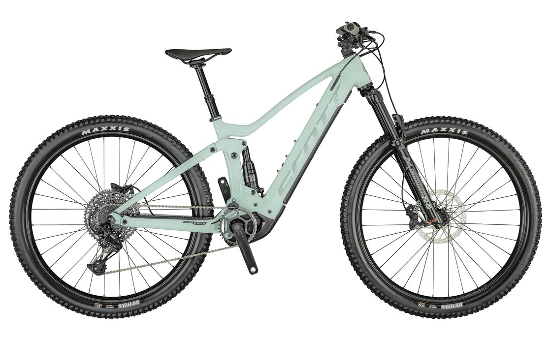 Scott Contessa Strike eRIDE 920 - 625 Wh - 2021 - 29 Zoll - Fully
