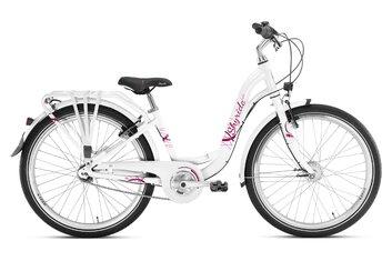 24 Zoll - Mädchen - Kinderfahrräder - Puky Skyride 24-7 Alu Light - 2021 - 24 Zoll - Tiefeinsteiger