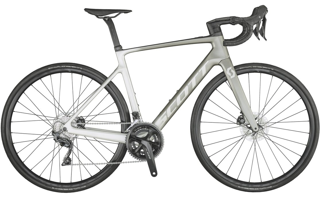 Scott Addict eRIDE 20 - 2021 - 28 Zoll - Diamant