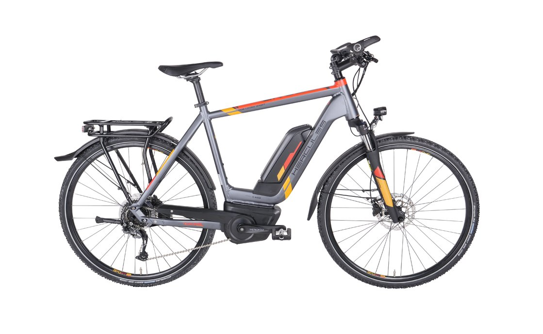 Hercules Rob Cross Sport - 400 Wh - 2019 - 28 Zoll - Diamant