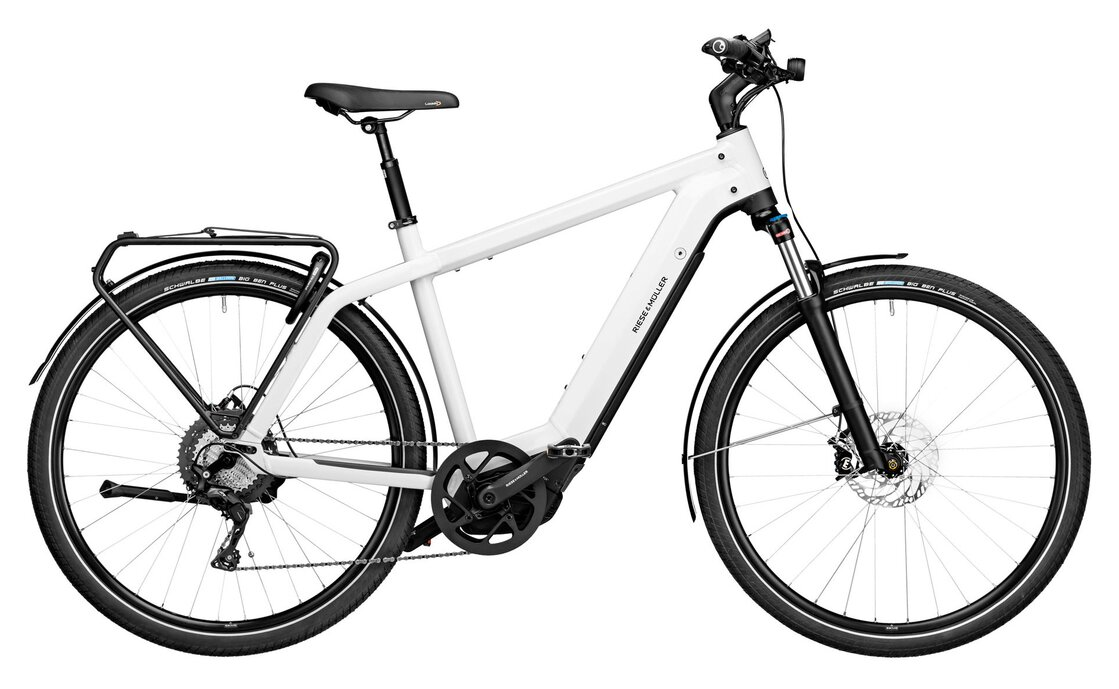 Riese und Müller Charger3 touring - 500 Wh - 2020 - 28 Zoll - Diamant