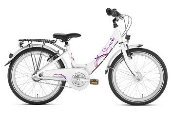 Mädchen - Kinderfahrräder - Puky Skyride 20-3 Alu - 2021 - 20 Zoll - Tiefeinsteiger