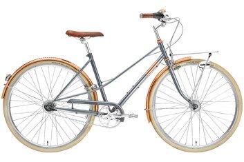 Nabe ohne Rücktritt - Trekkingräder - Creme Caferacer Lady Doppio - 2021 - 28 Zoll - Damen Sport