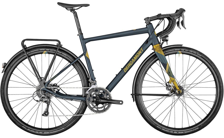 Bergamont Grandurance RD 3 petrol - 2021 - 28 Zoll - Diamant