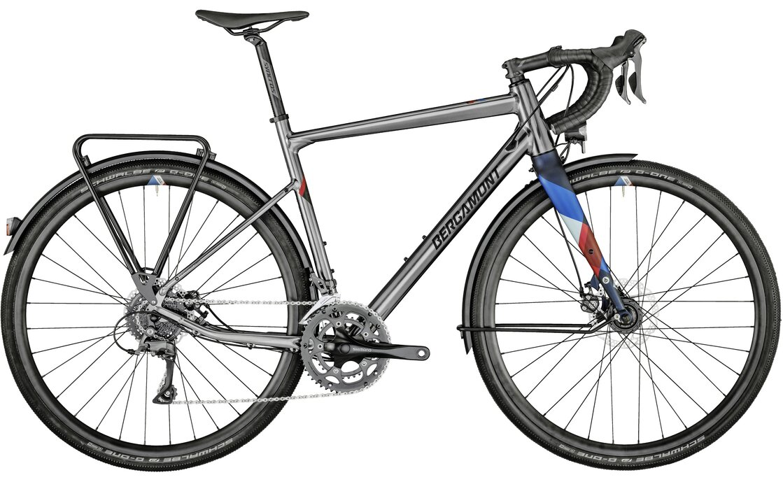 Bergamont Grandurance RD 3 silver - 2021 - 28 Zoll - Diamant