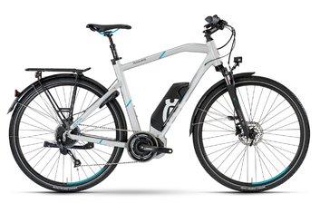 Shimano Steps E6000 - E-Bike-Pedelec - Husqvarna Light Tourer LT1 - 400 Wh - 2018 - 28 Zoll - Diamant