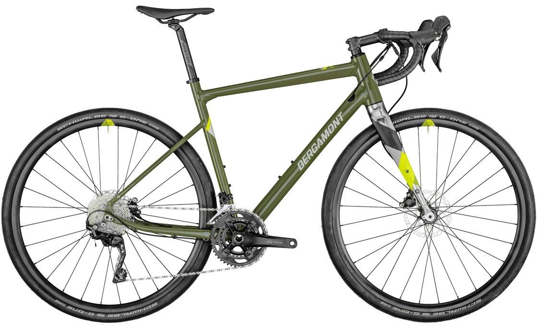 Bergamont Grandurance 6 - 2021 - 28 Zoll - Diamant