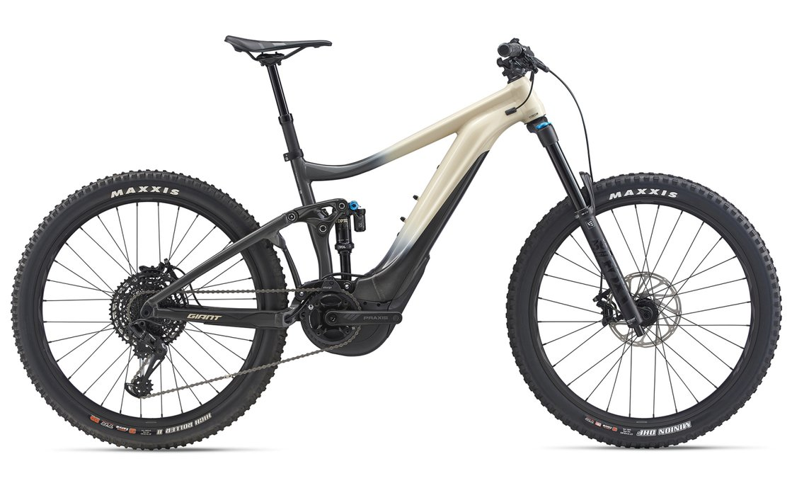 Giant Reign E+ 2 Pro - 500 Wh - 2020 - 27,5 Zoll - Fully