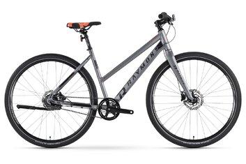 2019 - Crossbikes-Fitnessbikes - Raymon UrbanRay 1.0 - 2019 - 28 Zoll - Damen Sport