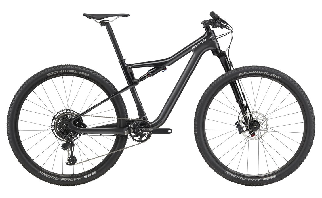 Cannondale Scalpel Si Carbon 4 - 2020 - 29 Zoll - Fully