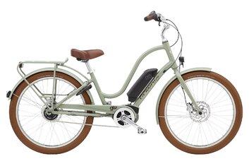 E-Bike Cruiser - Electra Townie Go! 5i Step-Thru - 500 Wh - 2021 - 26 Zoll - Cruiser
