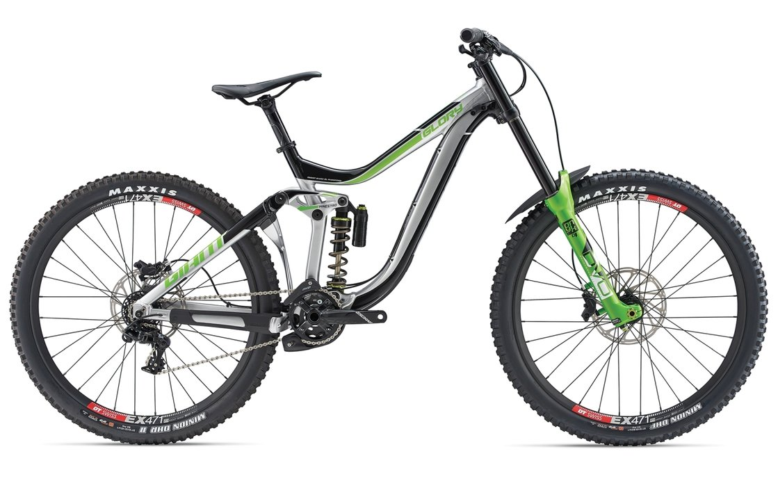 Giant Glory 1 - 2019 - 27,5 Zoll - Fully