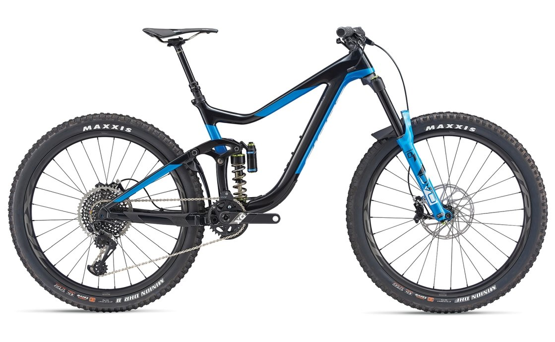 Giant Reign Advanced 0 - 2019 - 27,5 Zoll - Fully