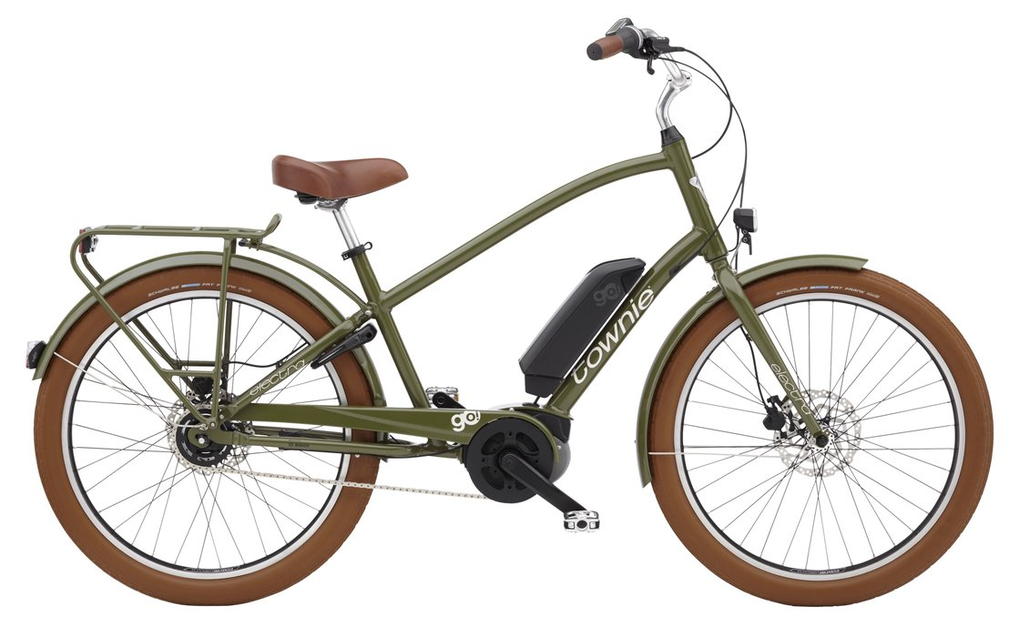 Electra Townie Go! 5i Step-Over - 500 Wh - 2021 - 26 Zoll - Cruiser