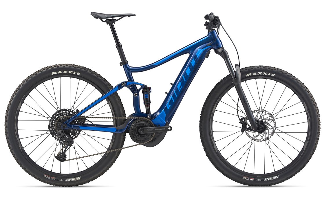 Giant Stance E+ 1 Pro - 500 Wh - 2020 - 29 Zoll - Fully