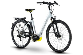 E-Bike-Pedelec - Husqvarna Gran City GC6 - 504 Wh - 2019 - 28 Zoll - Tiefeinsteiger
