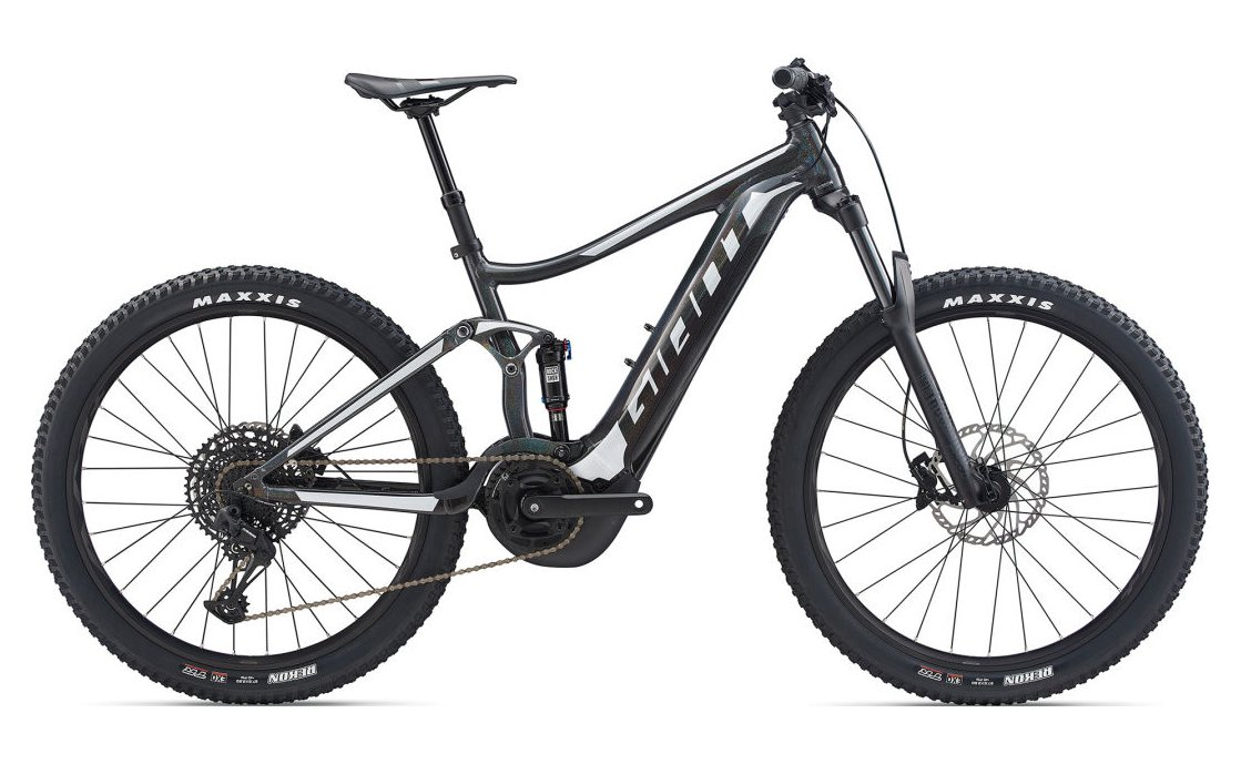 Giant Stance E+ 1 - 500 Wh - 2020 - 27,5 Zoll - Fully