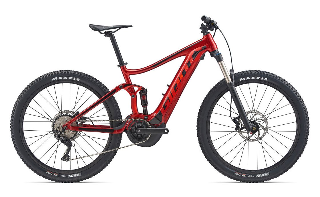 Giant Stance E+ 2 - 500 Wh - 2020 - 27,5 Zoll - Fully
