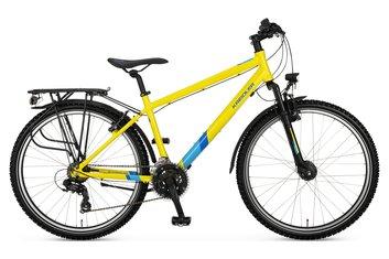 """Kreidler - Trekkingräder - Kreidler Dice 26"""" 1.0 Street - 2020 - 26 Zoll - Diamant"""