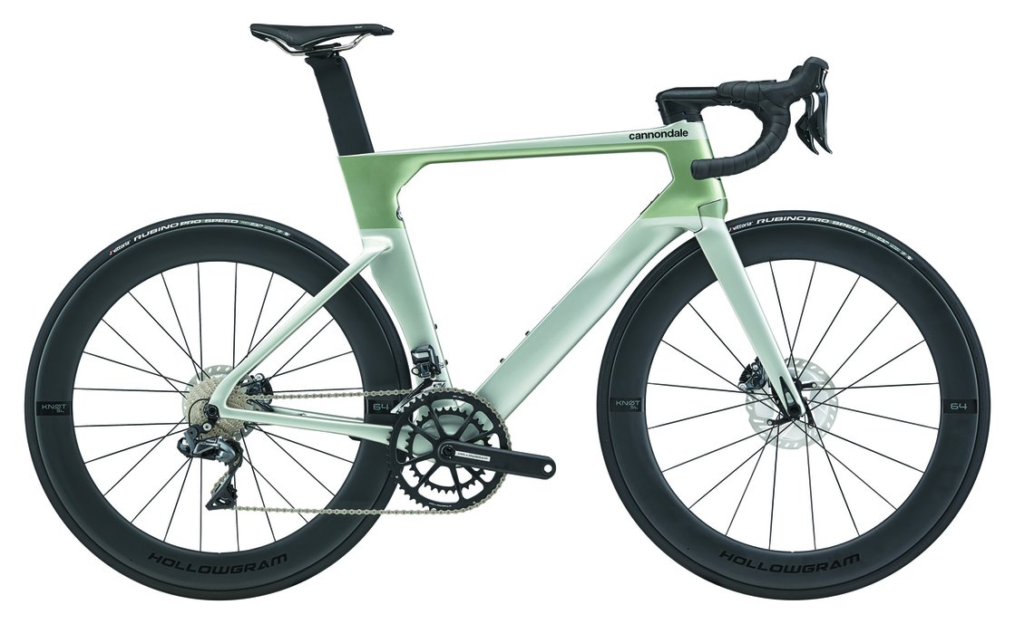 Cannondale SystemSix Carbon Ultegra Di2 - 2020 - 28 Zoll - Diamant