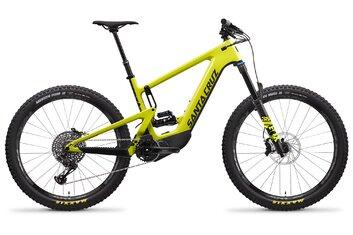 Santa Cruz - E-Bike-Pedelec - Santa Cruz Heckler 8 CC S-Kit - 504 Wh - 2021 - 27,5 Zoll - Fully
